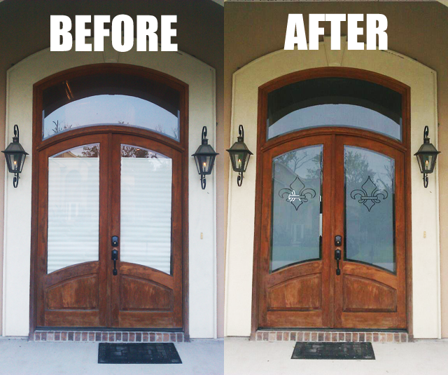 residential window film | home window tinting | window film for homes | window tint for homes | window tint Louisiana | house window tint
