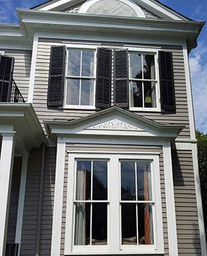 Low e replacement windows
