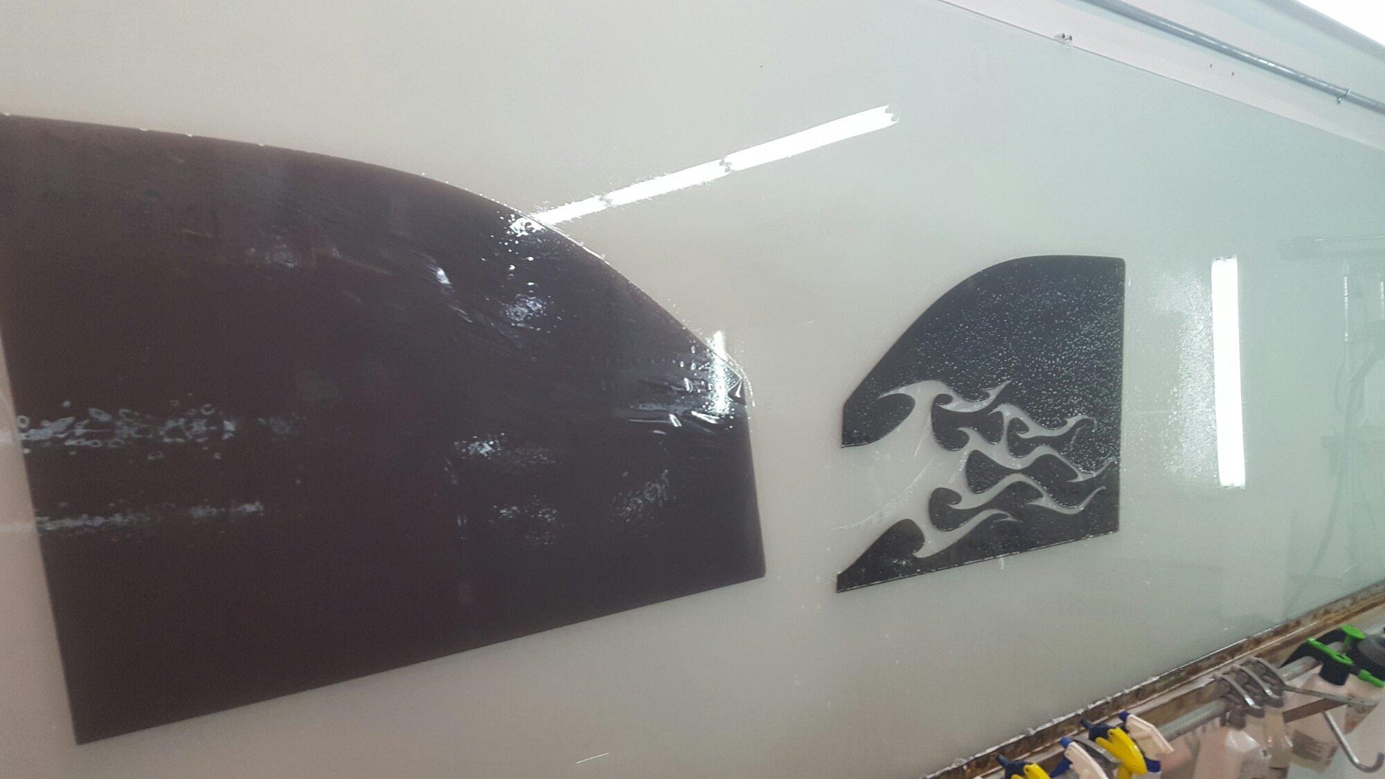 window tinting cutting machine