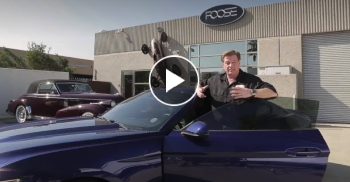 Legendary Car Designer Chip Foose Chooses 3M Window Film